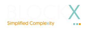 BlockX Logo